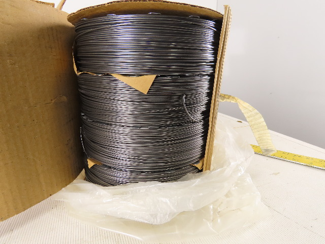 "Lincoln ED011277 Lincore 55 5/64"" Hardfacing Cored Welding Wire 14# Coil Lot /4"