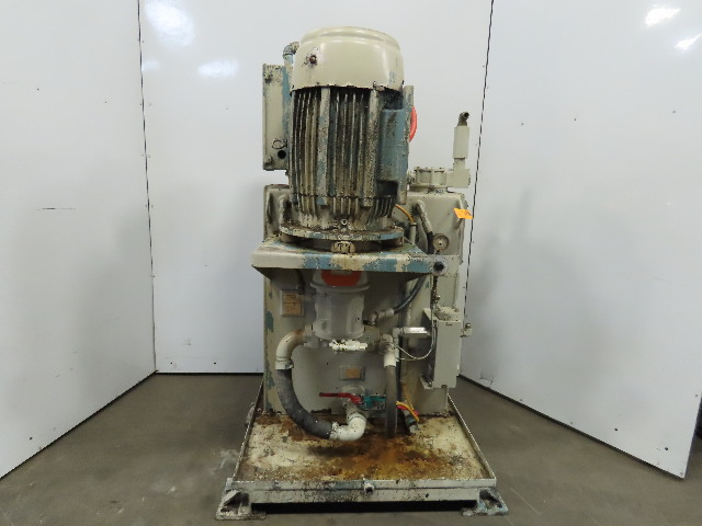 Rexroth 20Hp Hydraulic Power Unit 4000PSI 41GPM Max 60 Gal AA10VS071DR/31R Pump
