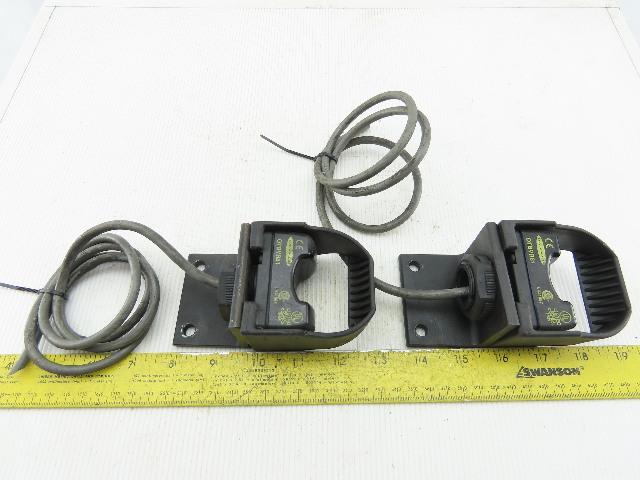 Banner OTBVR81 2 Hand Control Finger Touch Sensor Lot Of 2