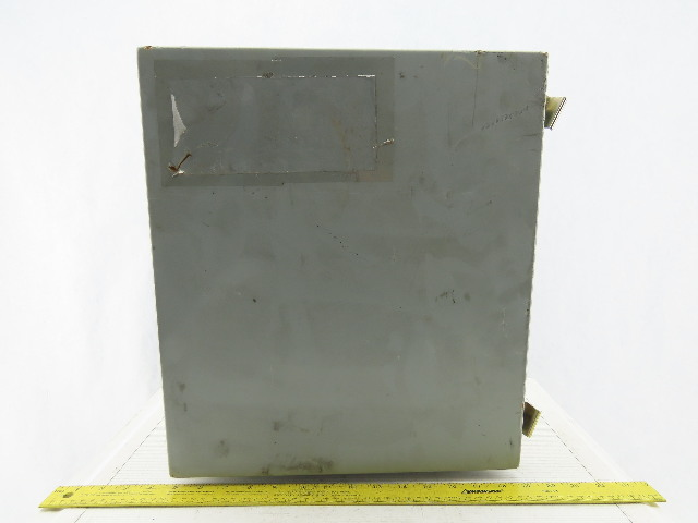 """Steel Wall mount Electrical Enclosure 16x14x6"""" W/Back Plate Back"""