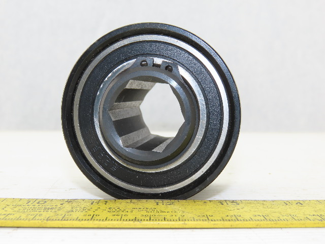 "3"" x 2"" Flat Face Belt idler Pulley 1-1/16"" Hex Bore"