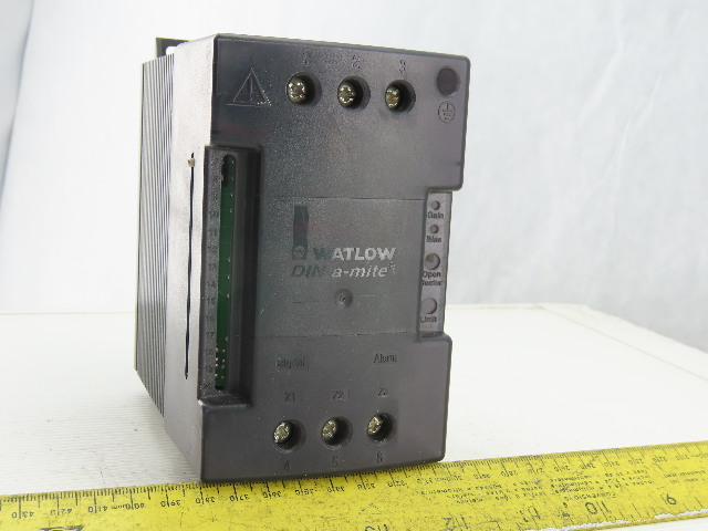 Watlow DC20-60K2-0000 DIN-A-Mite 600V Solid State Controller