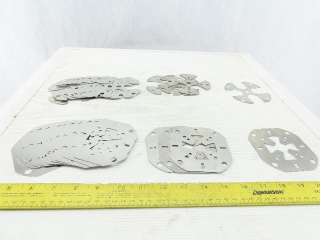Erowa ER-011599 ITS 90 Centering Plate For Electrode Copper Holder Lot of 15