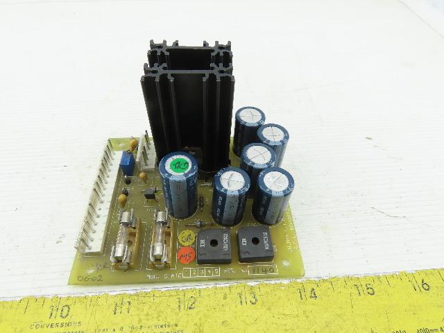 Gulmay L.T.D. MP2-024 Issue D Circuit Board PCB