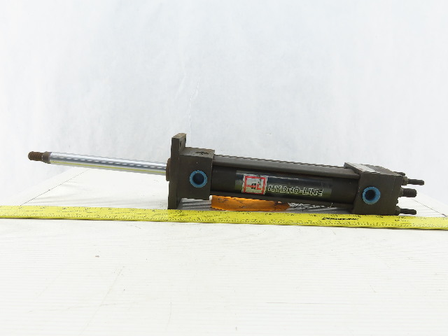 """Hydro-line Double Ended Hydraulic Cylinder 1-1/2"""" Bore X 5-1/2"""" Stroke"""