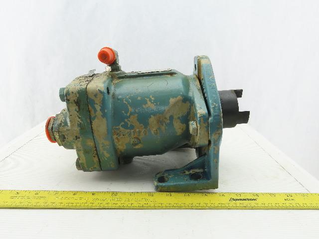 "Vickers MFB20-FU-10 Hydraulic Motor 20 GPM 1-1/4"" Shaft 1800 RPM"