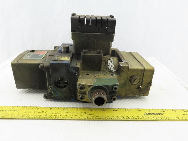 Ross 3573A5142 Pneumatic Safety Valve 2-8.5 Bar
