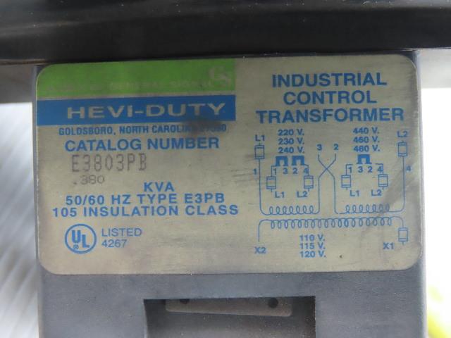 480v To 120v Transformer