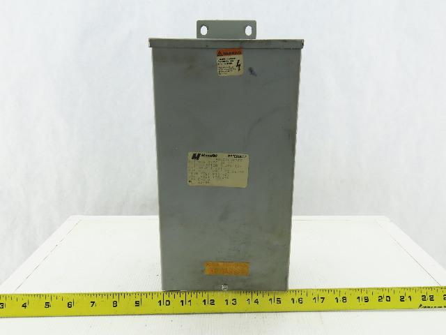 Magnetek 211091 2KVA Transformer 240/480HV 120/240LV 1Ph