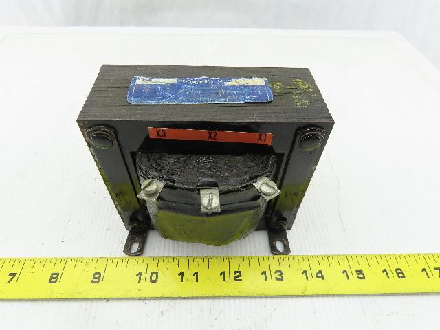 Westinghouse 1F0991 .200 Kva Control Transformer 95/115/230/460/575V 50/60Hz