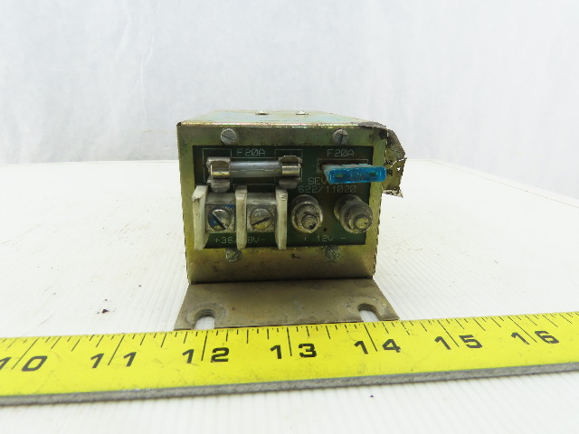 Sevcon 662/11020 Power Supply 36/48VDC to 12VDC From a Clark Forklift ECG30
