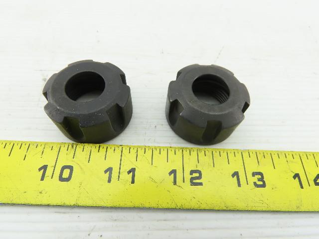 ER25 Collet Nut M30x1.0P Lot Of 2