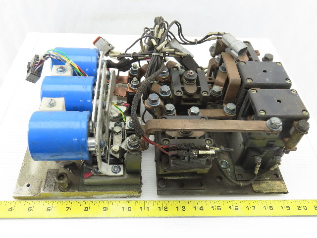 Clark 2783457 Traction Control From a NPR 22 Type E Forklift