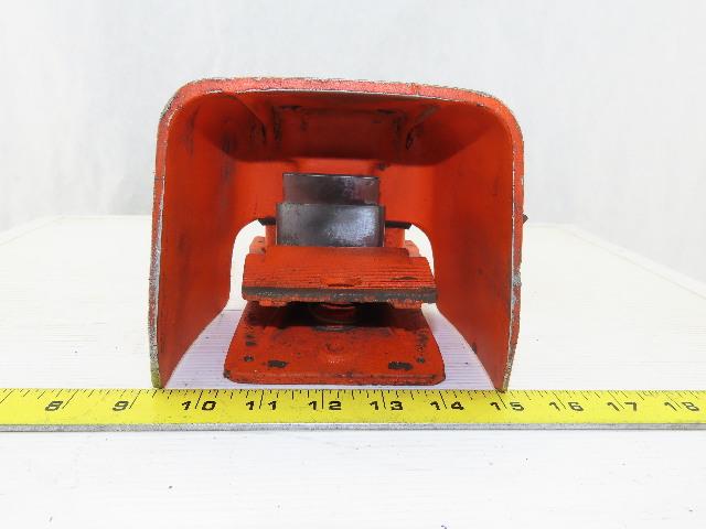 Linemaster 511-B40 Hercules Foot Switch 15A 125-250 VAC 1/2 HP