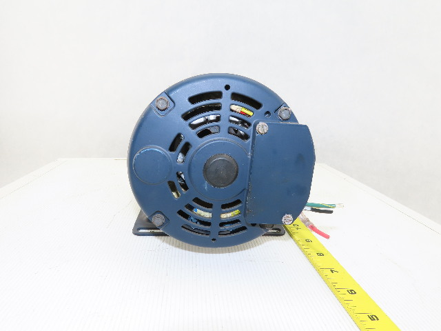 Leeson C4T17DK6A 3//4Hp Electric Motor S56C Frame 208-230//460V 3Ph 1725RPM