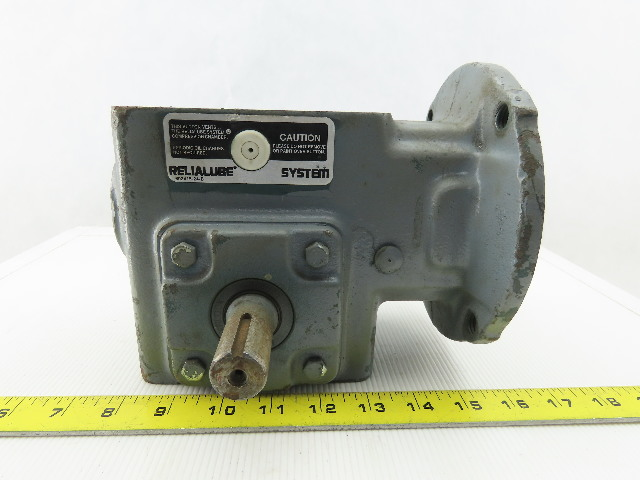 Dodge Q175B040M056K1 40:1 Ratio 1/2Hp Left Hand 43.75RPM Output Gear Reducer