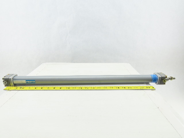 Festo DN-32-600-PPV Pneumatic Air Cylinder 32mm Bore 600mm Stroke