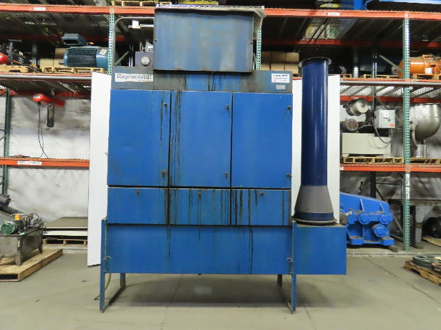 Schubert ReplaceAIR 7.5 Hp Ducted Dust Oil Mist Fume Collector 230/460V 3Ph