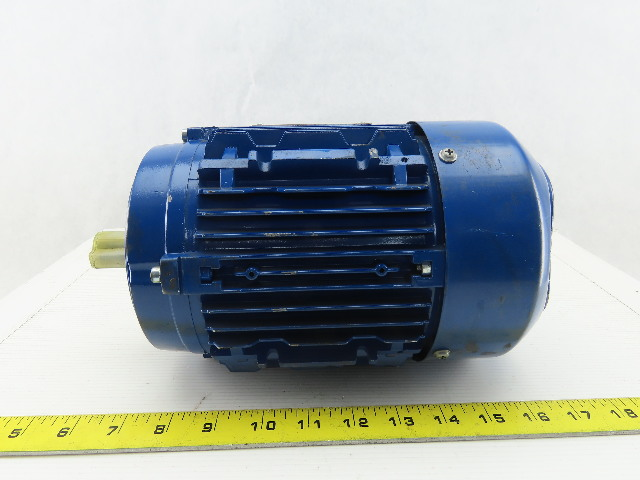 CIMME T2AH 80C-2 1.73KW Electric Motor 440-480 Y 250-280 D 3440 RPM