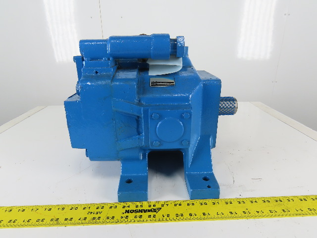 """Vickers F3PVB45FRSF20C11 Variable Inline Hydraulic Piston Pump 1-3/4"""" Shaft"""