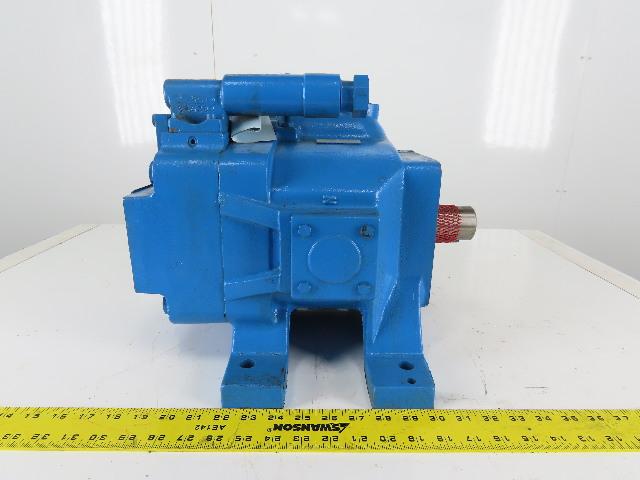 "Vickers F3PVB45FRSF20CM11 Variable Inline Hydraulic Piston Pump 1-3/4"" Shaft"