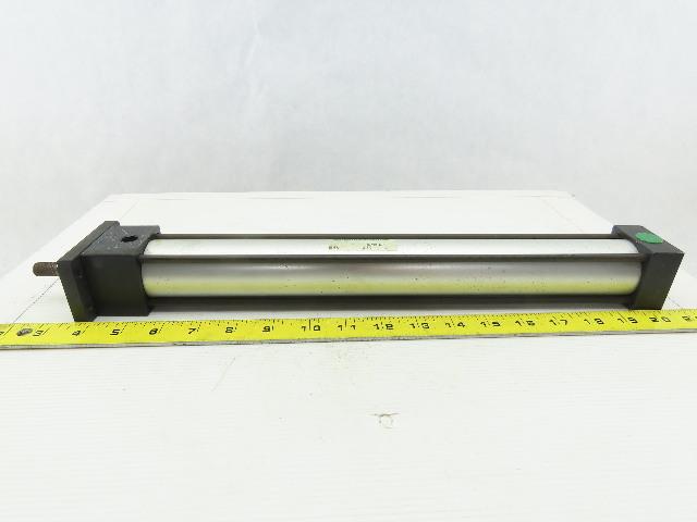 "Numatics Actuator KG-210940-1 Pneumatic Air Cylinder 1-1/2"" Bore 13"" Stroke"