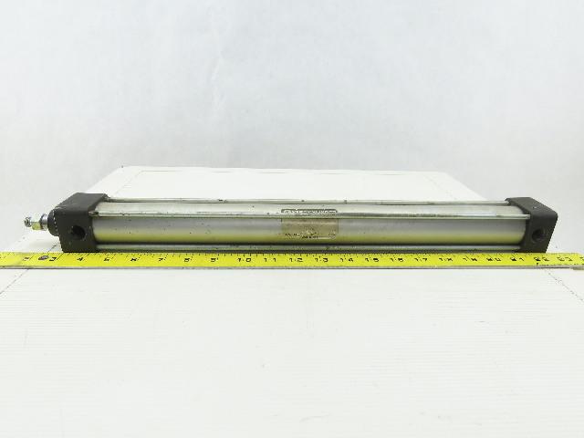 "SNC NCA1B150-1600 Pneumatic Air Cylinder 1-1/2"" Bore 16"" Stroke"