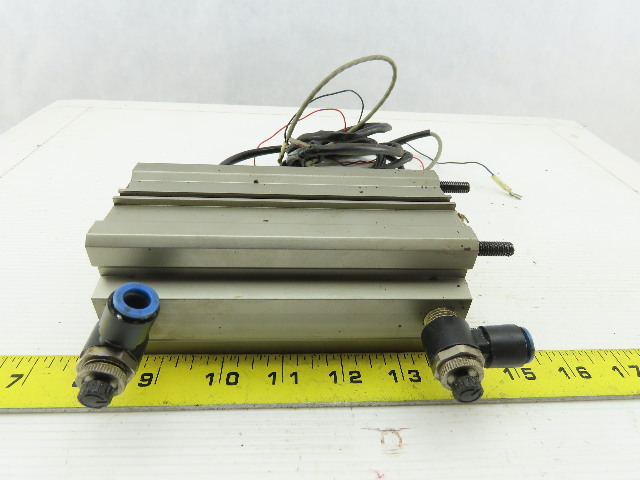 "2"" Bore 4"" Stroke 20mm Rod Double Acting Pneumatic Cylinder"