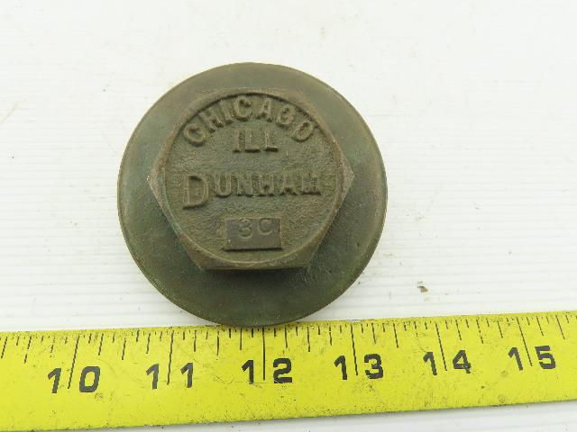 Dunham Bush 3C Bronze Radiator Steam Trap Thermostat Disc Lot Of 3