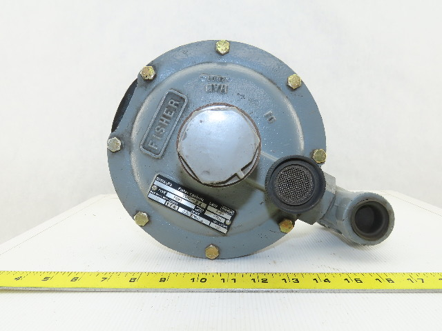 "Fisher Controls Y690-24 1"" NPT Pressure Reducing Regulator 2.5-1WC"