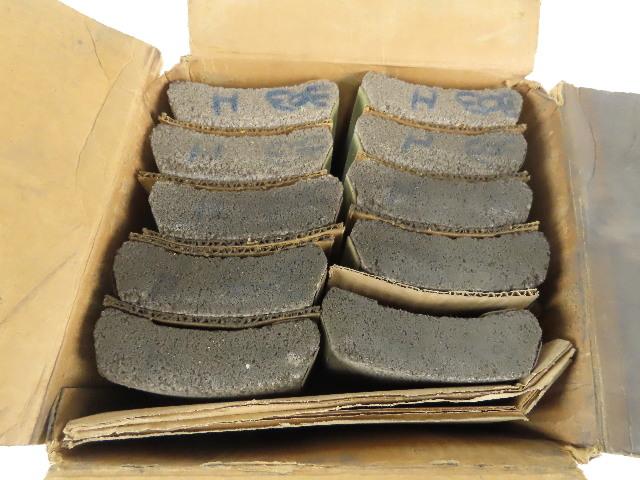 Duramic 85A303 H15VC 303 Grit Grinding Stone Segment Blocks Lot Of 10