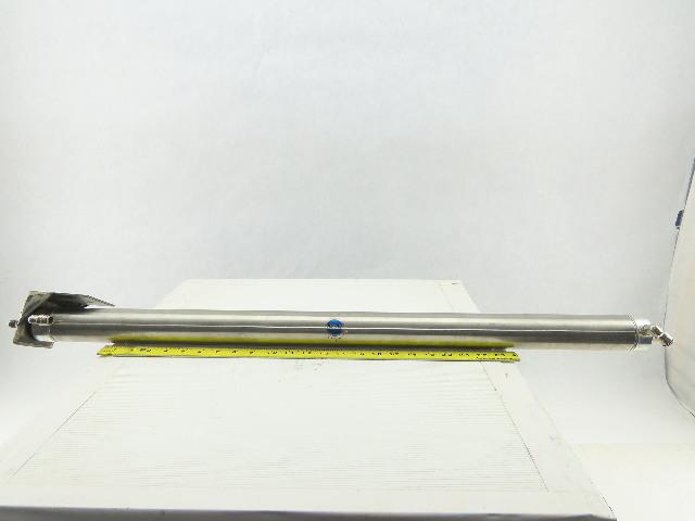 "Bimba 3132-DXP 2"" Bore 32"" Stroke Double Acting Air Cylinder"