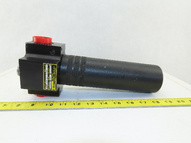 Parker 15P2 100 E2 50MM 3000 PSI High Pressure Hydraulic Filter Assembly