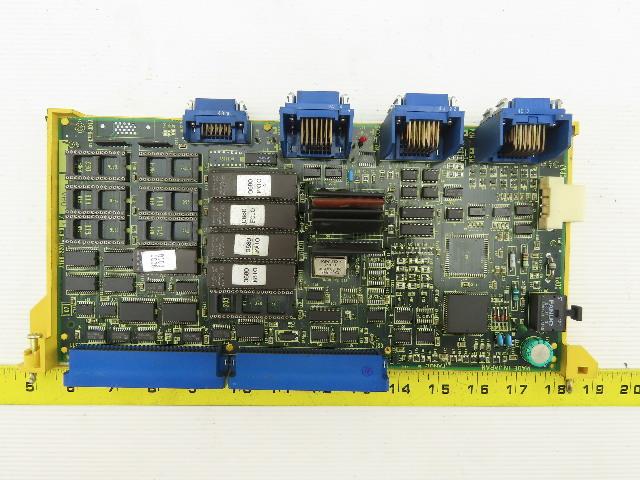 Fanuc A16B-2201-0101/09A Memory Card Circuit Board