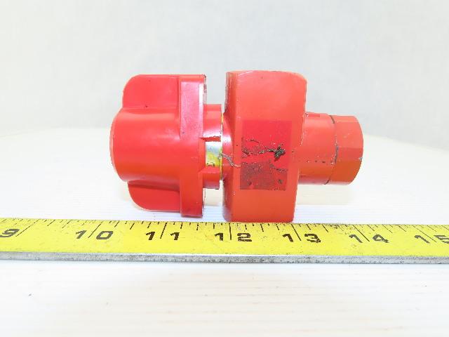 "CKD HSVA-03-3X1 3/8"" NPT 0-140 PSI Pneumatic Shut Off Valve Quick Exhaust"