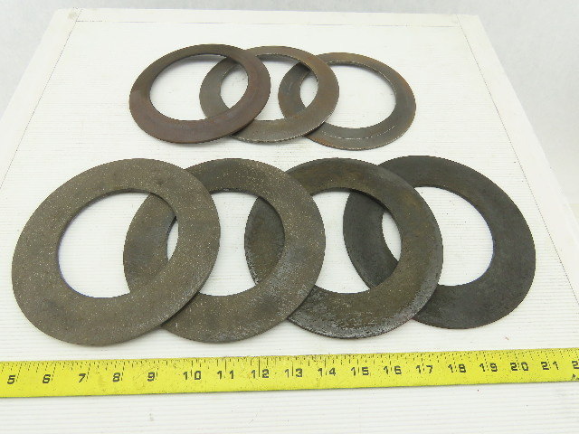 Morse 700-A Torque Limiter (4) Disc & (3) Spring Washers USED