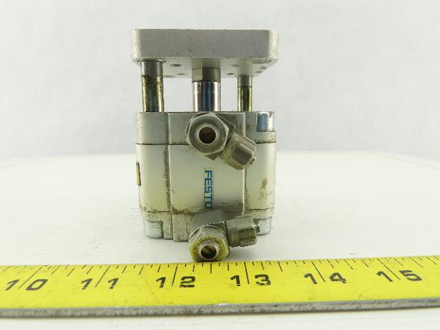 Festo ADVU-50-15-P-A Compact Pneumatic Air Cylinder 50x15mm stroke