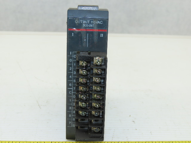 Siemens 305-25T Output Relay Module Card