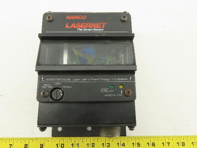 Namco LaserNet Model: LN110-40001 Smart Sensor Laser Emitter Controls