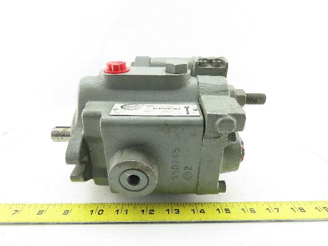 Continental Hydraulics HPV 6B35 RF 0 1RA Axial Piston Pump 6.67GPM