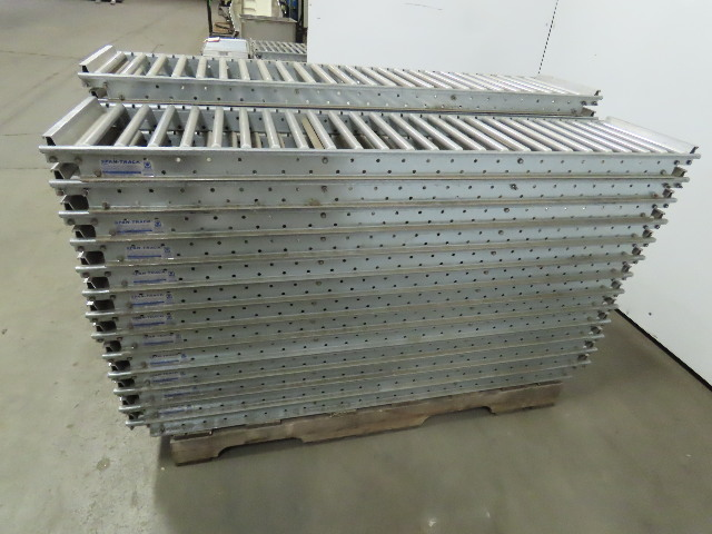 Span Track Carton Flow Replacement Rollers