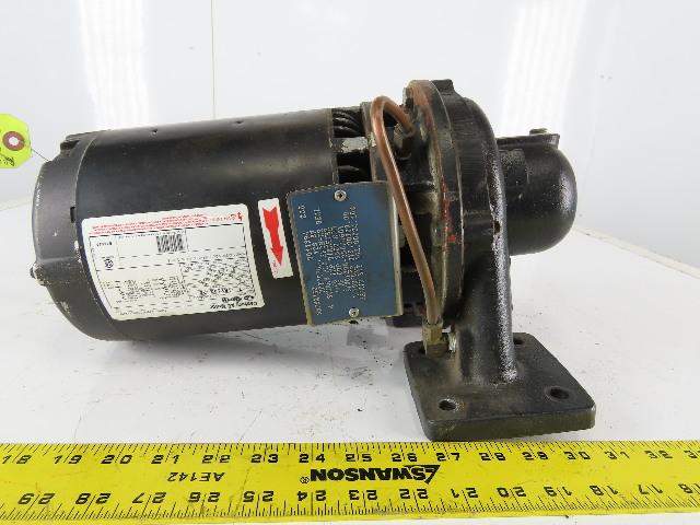 "AO Smith H506 1Hp 208-230/460V 1-1/2"" x 1"" Flange Mount Fire Pump"