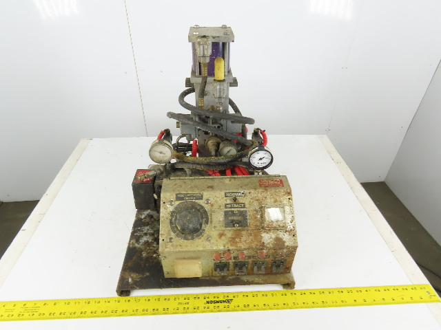Gusmer FF 2 Part Material Proportioning Unit