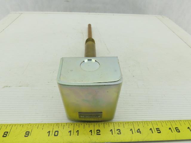 "Honeywell C7043A 1106 1000 ohm Thermistor Immersion Sensor 5"" Insertion"