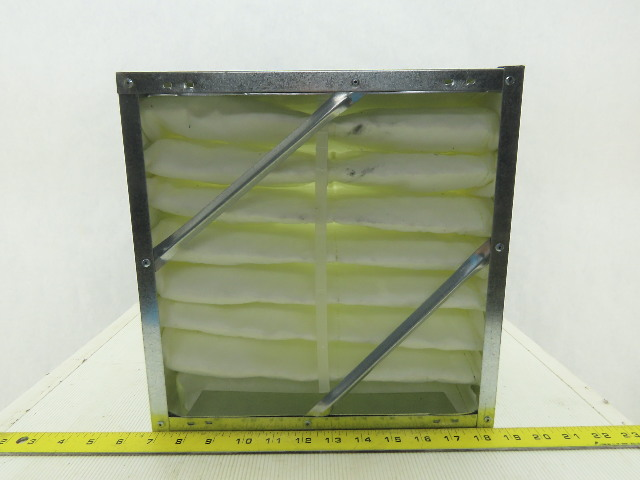 """Extract All F-987-2A 12"""" X12"""" X 6"""" Pleated Cell Filter"""