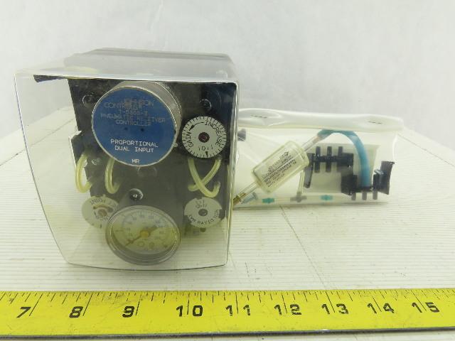 Johnson Controls T-5800-3 Dual Input Pneumatic Proportional Receiver Controller