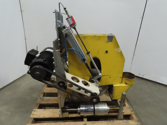 """Delle Vedove DTS-350-E Flying Cut-off Saw Assembly Head 14"""" 230/400V 2810Min"""