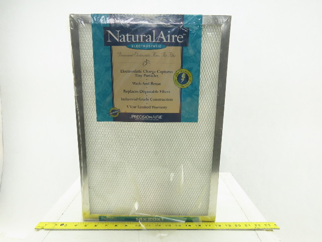 Precision Aire 14x20x1 Electrostatic Washable Air Filter
