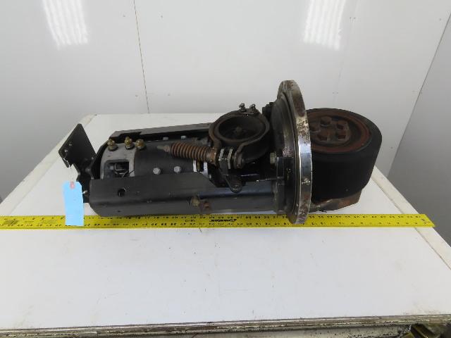 Yale 73TD Model MPE060 Motor Drive Wheel Assembly 6000# End Rider Walkie 24V