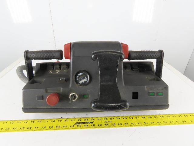 Hyster V40XMU 72V Narrow Aisle Forklift Order Picker Steering Column Controls